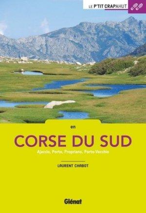 Corse du Sud (30 balades) - glenat - 9782344015254 -