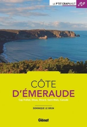 Côte d'Emeraude - glenat - 9782344015261 -