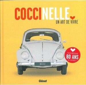 Coccinelle, un art de vivre - glenat - 9782344028469 - majbook ème édition, majbook 1ère édition, livre ecn major, livre ecn, fiche ecn