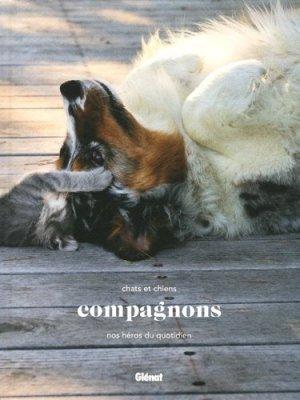Compagnons - glenat - 9782344032305 -