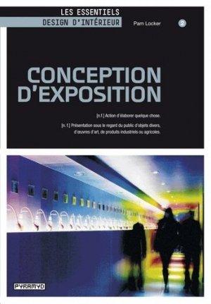 Conception d'exposition - pyramyd - 9782350172477 -