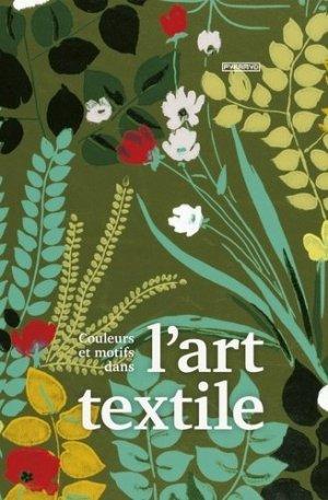 Couleurs et motifs dans l'art textile - pyramyd - 9782350174365 -