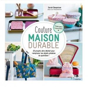 Couture maison durable - L'Inédite - 9782350323848 -
