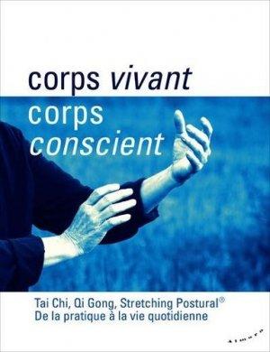 Corps vivant, corps conscient - almora - 9782351184202 -
