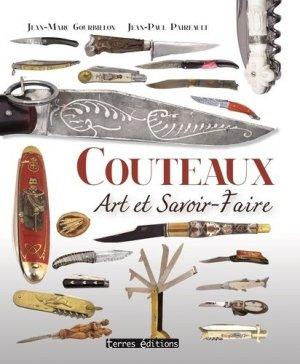 Couteaux - terres - 9782355302336 -