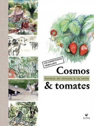 Cosmos et tomates - elytis - 9782356392817 -