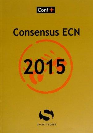 Consensus ECN 2015-s editions-9782356401229