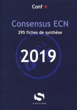 Consensus ECN 2019 - s editions - 9782356401861 -