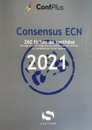 Consensus ECN 2021 - s editions - 9782356402332 -