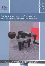 Contrôle de la cohésion d'un support - sebtp - 9782359171631 -