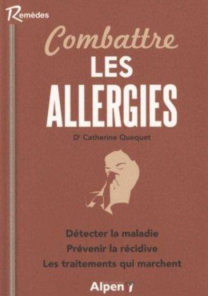 Combattre les allergies - alpen - 9782359342529 -