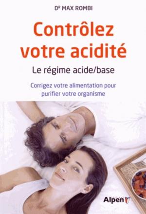 Contrôlez votre acidité - alpen - 9782359343533 -