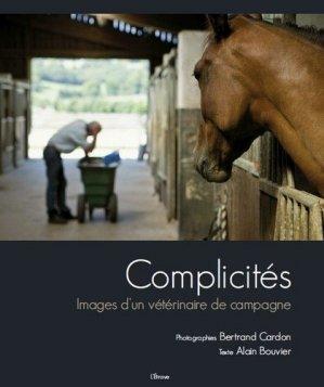 Complicités - l'étrave - 9782359920413 -
