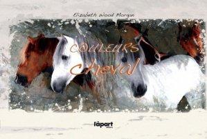 Couleurs cheval - L'àpart Editions - 9782360350582 -