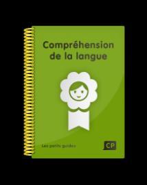 Compréhension de la langue CP - de la cigale - 9782363610041 -