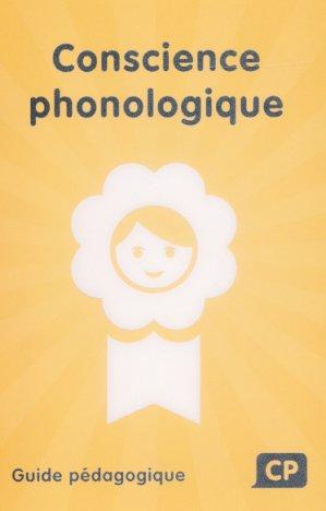 Conscience phonologique CP - de la cigale - 9782363612069