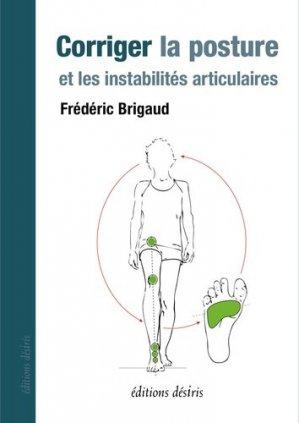 Corriger la posture et les instabilités articulaires - desiris - 9782364031623 -