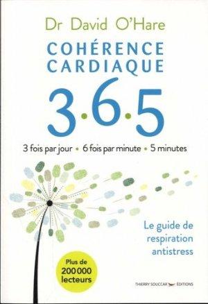 Cohérence cardiaque 365 - Thierry Souccar - 9782365493833 -