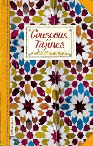 Couscous, Tajines  - les cuisinières sobbollire - 9782368421055 -