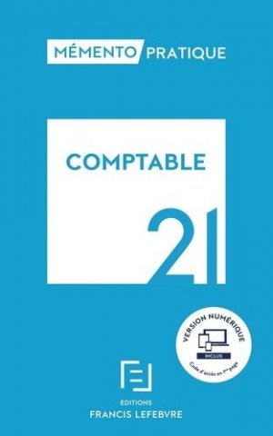 Comptable - Francis Lefebvre - 9782368935149 -