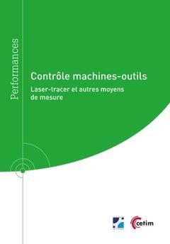Contrôle machines-outils - cetim - 9782368940839 -