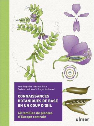 Connaissances botaniques en un coup d'oeil - ulmer - 9782379221217 -