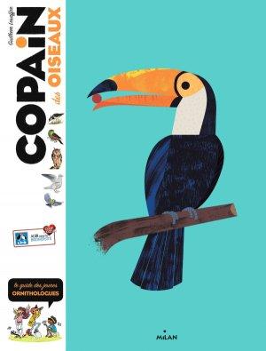 Copain des oiseaux - milan - 9782408013844 -