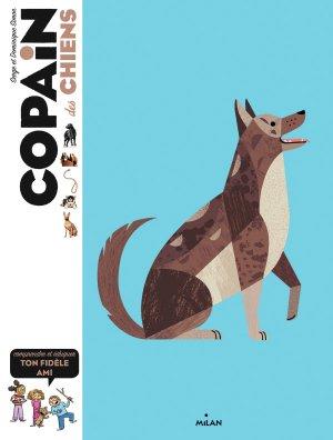 Copain des chiens - milan - 9782408014445