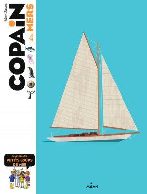 Copain des mers - milan - 9782408014469 -