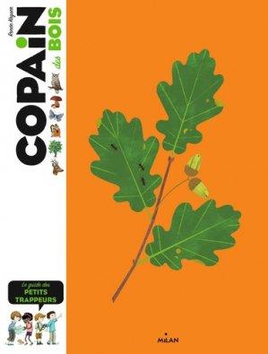 Copain des bois - milan - 9782408014483 -