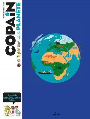 Copain de la planète - milan - 9782408019242 -