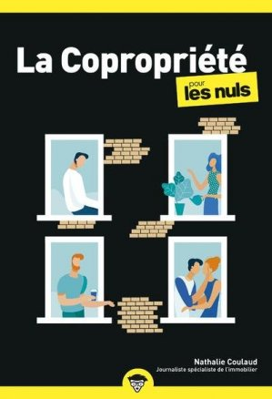 Copropriete poche pour les nuls, 2e edition - first editions - 9782412047941 -