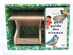 Coffret Des oiseaux dans mon jardin - first - 9782412049235 -