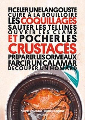 Coquillages et crustacés - Marabout - 9782501077576 -