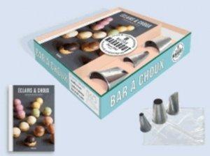 Coffret Bar à choux - Marabout - 9782501082143 -