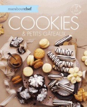Cookies & petits gâteaux - Marabout - 9782501101912 -