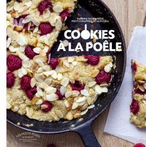 Cookies à la poêle - Marabout - 9782501118866 -
