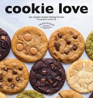 Cookies Love - Marabout - 9782501129343 -