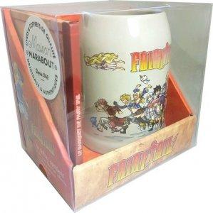 Coffret Le banquet de Fairy Tail. Un livre de recettes pour festoyer avec un mug Fairy Tail collector - Marabout - 9782501138338 -