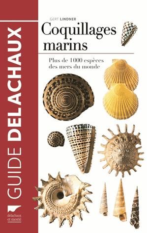 Coquillages marins - delachaux et niestle - 9782603021613 -