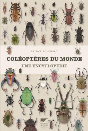 Coléoptères du monde - delachaux et niestle - 9782603021699 -