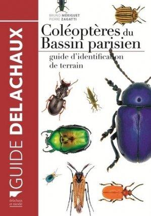 Coléoptères du bassin parisien - delachaux et niestle - 9782603024089 -