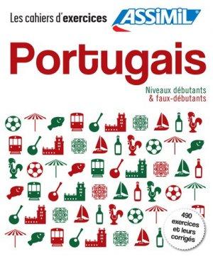 Coffret Cahiers Portugais Débutants et Faux-débutants - assimil - 9782700508420