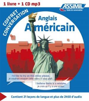 Coffret Conversation Anglais Américain - assimil - 9782700541380 -