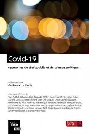 Covid-19 - berger levrault - 9782701321301 -