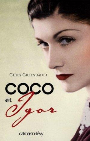 Coco et Igor - calmann levy - 9782702139813 -