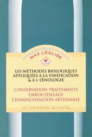 Conversation-traitements embouteillage champagnisation artisanale  Tome 2 - le courrier du livre - 9782702903216 -