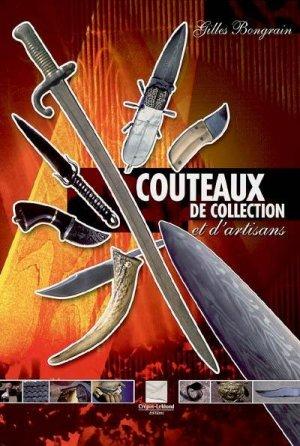 Couteaux de collection et d'artisans - crepin leblond - 9782703002970 -