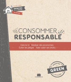 La bible de la consommation responsable - Massin - 9782707211668