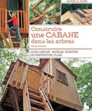 Construire une cabane dans les arbres - massin - 9782707211675